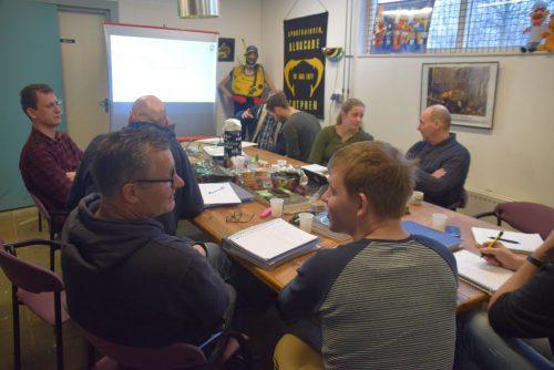 Cursusgroep NOB 1I Zutphen